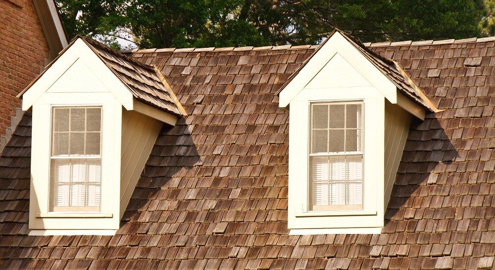 Wood Shingles Are One Of Around Windows