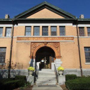 J V Fletcher Library - Westford MA