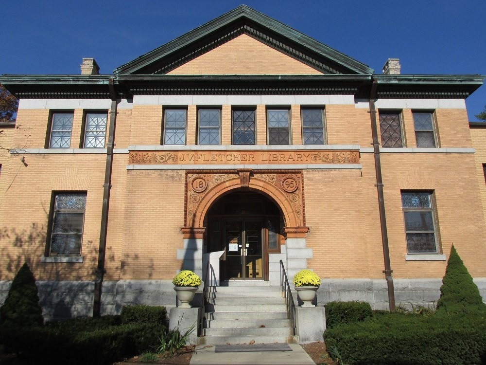 The History Of The Town Of Westford Ma
