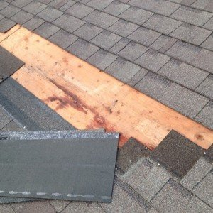 Roof Leak Repair in westford