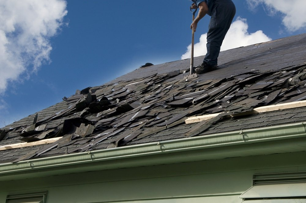 stripping a roof in Ayer ma